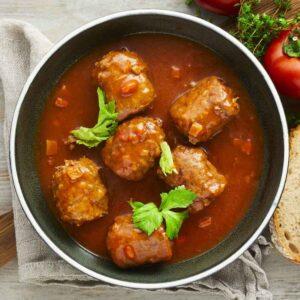 kødboller fra bonzo færdigmad
