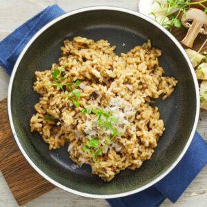 risotto med karl johan svampe fra bonzo