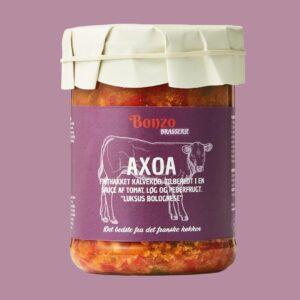 Fransk mad Brasserie Axoa fra bonzo