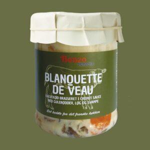 Fransk mad Brasserie Blanquette De Veau fra bonzo