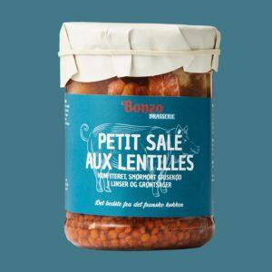 Brasserie Petit Sale Aux Lentilles fra bonzo