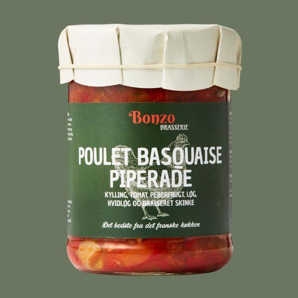 Brasserie Poulet Basquaise Piperade fra bonzo