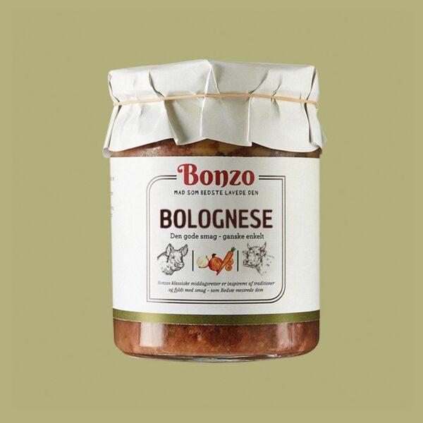 klassisk bolognese fra bonzo