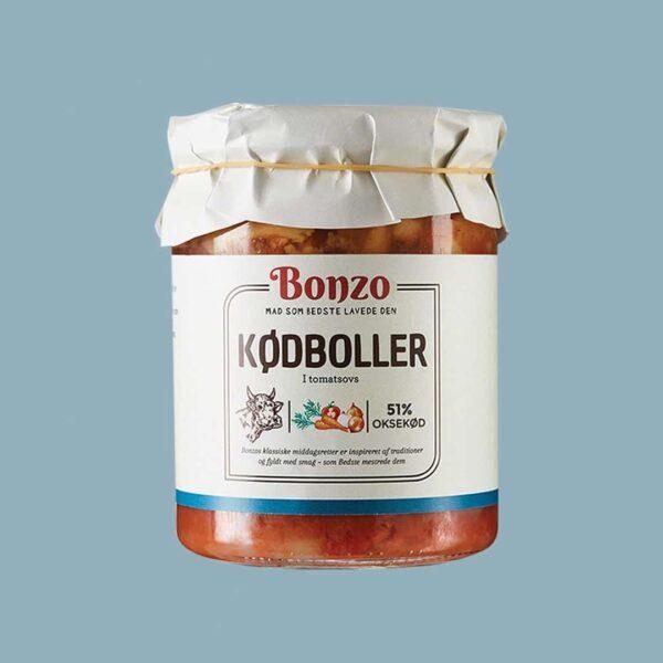 kødboller fra bonzo