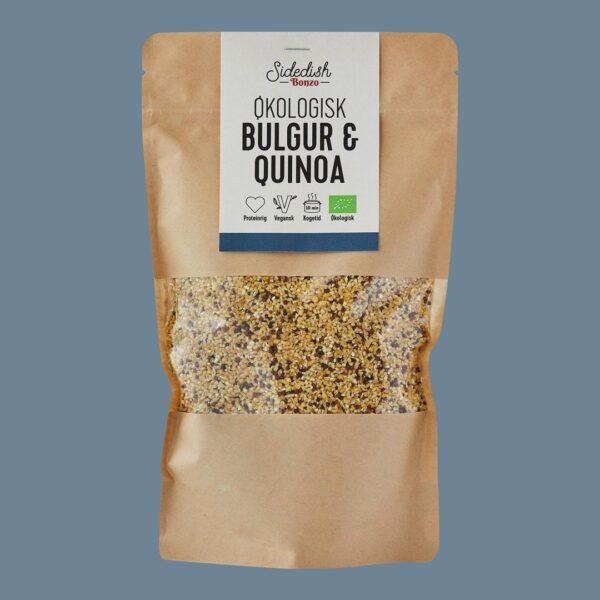 bulgur og quinoa fra bonzo