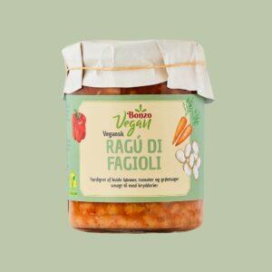 vegansk ragu di fagioli fra bonzo