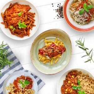 veganske måltidspakker måltidskasser fra bonzo